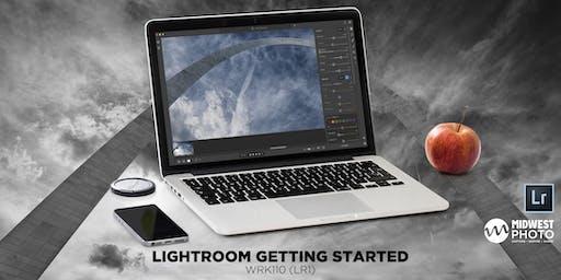 Lightroom Getting Started-WRK110 (LR1)