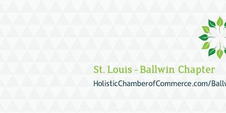 July Holistic Chamber General Membership Meeting tickets