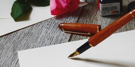 La dernière traversée – Atelier d'écriture tickets