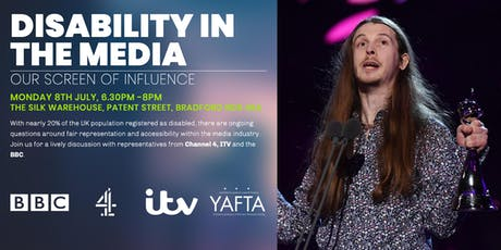 Disability in the Media - Our Screen of Influence tickets