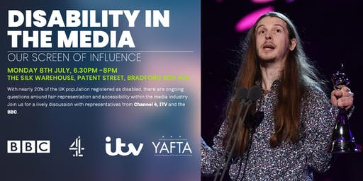 Disability in the Media - Our Screen of Influence
