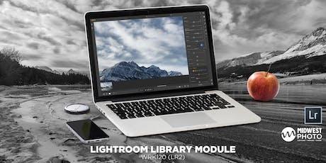 Lightroom Library Module-WRK120 (LR2)  tickets