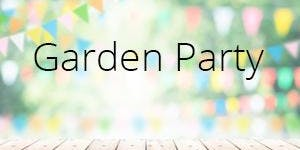 Garden Party at Bishop's Lodge