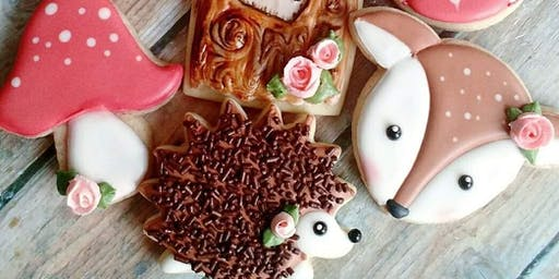 Beginner Cookie Decorating- Fall Woodland