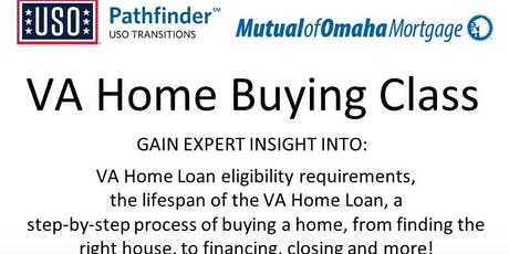 VA Home Loan Buying Workshop tickets