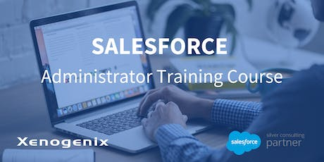 Salesforce Administrator Training tickets