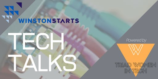 WinstonStarts TechTalks: Robots, Coding & Inspiring Tech with Girls on Fire