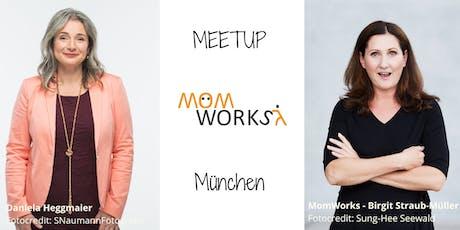 10/2019-Meetup: Achtsames Selbstmarketing für Business-Moms. Worauf es wirklich ankommt. Mit Daniela Heggmaier. Tickets