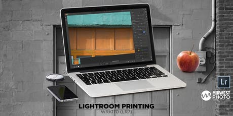 Lightroom Printing-WRK142 (LR7) tickets