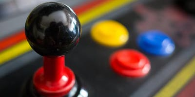 Retro Arcade Event: Monday 23 September Day Session