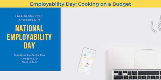 Employability Day: Cooking on a Budget