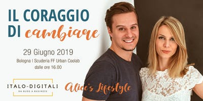 """""""Il Coraggio di Cambiare."""" Alice e Michael LIVE a Bologna il 29 giugno."""
