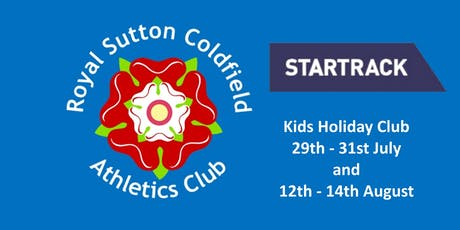 Athletics Holiday Club 2019 tickets