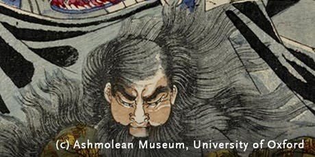 TALK: A Hundred Demons from Present and Past: Images of the Supernatural in Japanese Art tickets