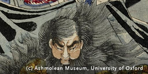 TALK: A Hundred Demons from Present and Past: Images of the Supernatural in Japanese Art