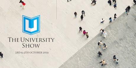 The University Show Dubai  tickets