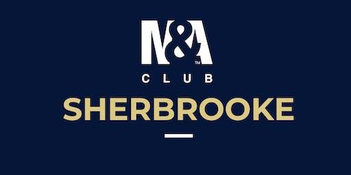 M&A Club Sherbrooke : Réunion du 18 septembre 2019 / Meeting September 18, 2019