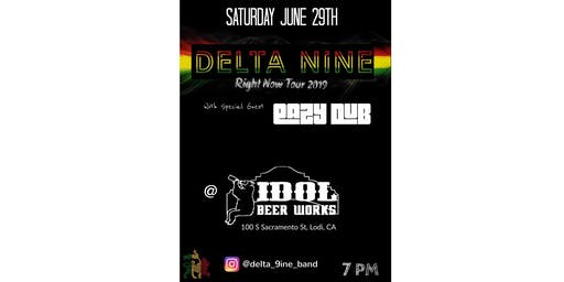 Live Reggae Music at Idol Beer Works