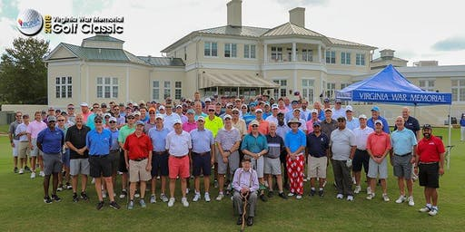 2019 Virginia War Memorial Foundation Golf Classic