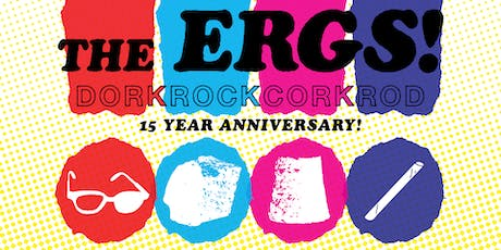 The Ergs! with  Big Eyes and Dark Thoughts tickets