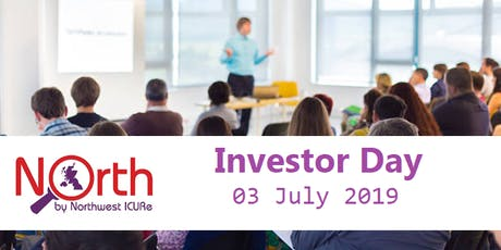 ICURe Investor Day & Gala Dinner tickets