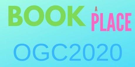 OGC International Education Conference tickets