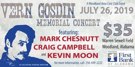 Vern Gosdin Memorial Concert