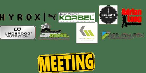 Erstes Stuttgarter Functional Fitness Meeting