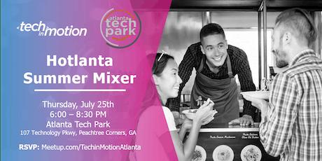 Hotlanta Summer Mixer tickets