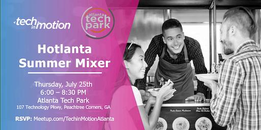 Hotlanta Summer Mixer