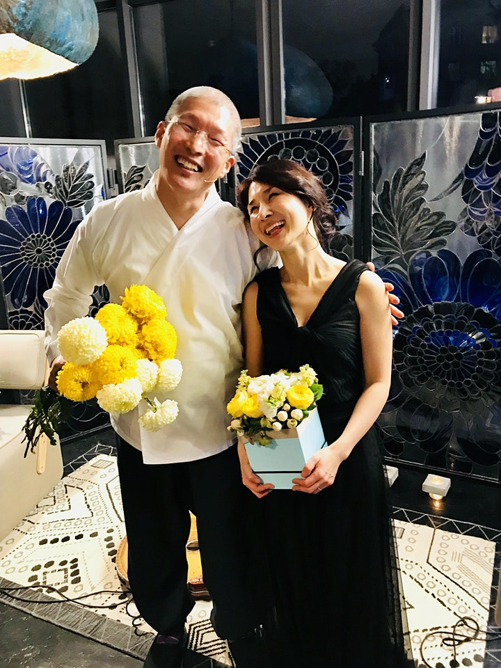 Experience Pure Benefits Masterclass with Master Yu and SooJin Kim image