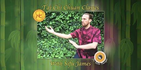 New Beginners Shaolin Wahnam Tai Chi Chuan (Taijiquan) London W14 tickets
