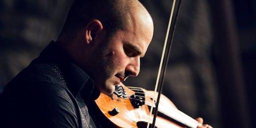 Rock Violinist Adam DeGraff