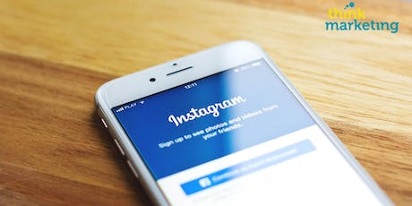 How to Maximise Instagram for Business  tickets