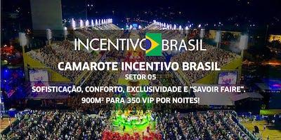 CAMAROTE +BRASIL by INCENTIVO BRASIL - SETOR 5 ESPECIAL