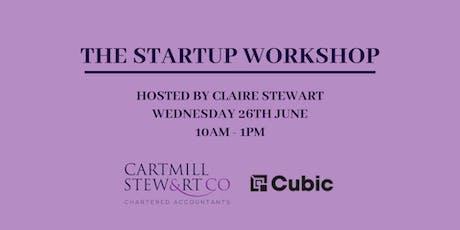 The Startup Workshop tickets