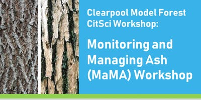 Monitoring and Managing Ash (MaMA) Workshop