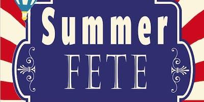 Summer Fete 2019