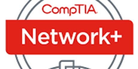 Free Funded CompTIA Network+ Course, Edinburgh 27th Jun DISTANCE LEARNING tickets