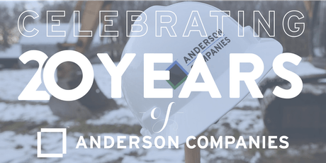 Anderson Companies Anniversary Party tickets