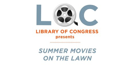 2019 LOC Summer Movies on the Lawn - Jurassic Park tickets