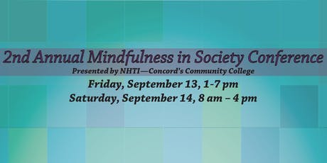2nd Annual Mindfulness in Society Conference tickets