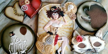 Advanced Cookie Decorating Workshop- Gothic Circus tickets