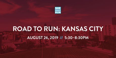 She Should Run presents Road to Run: Kansas City tickets