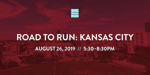 She Should Run presents Road to Run: Kansas City