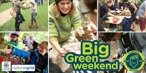 Skelton Grange Open Day! (TCV Big Green Weekend)