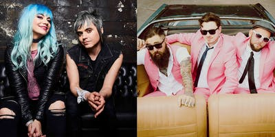 The Dollyrots & The Pink Spiders