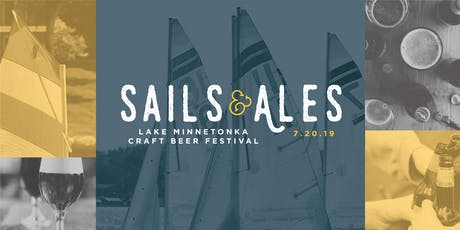 Lake Minnetonka Sails & Ales Craft Beer Festival tickets