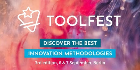 ToolFest 3rd edition - The Pop-Up Innovation School tickets