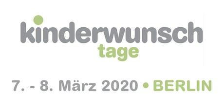 Kinderwunsch Tage Berlin Tickets